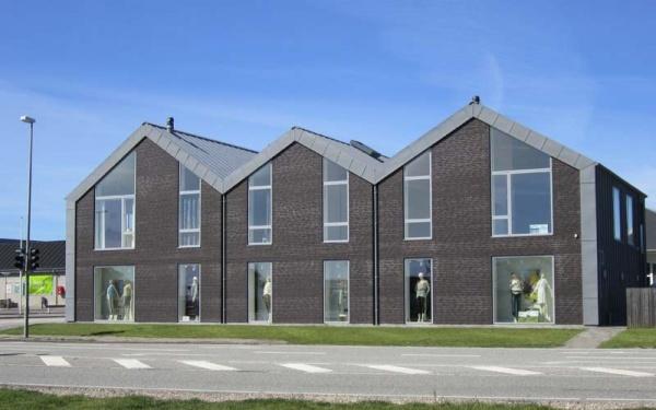 Nybygning - Lis B i Søndervig